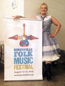 Kingsville Folk Music Festival