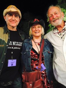 Vera Colley, Johnny G Mazzei & Valdy! Kingsville Folk Music Festival 2015!