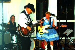 A Rockabilly Wedding!